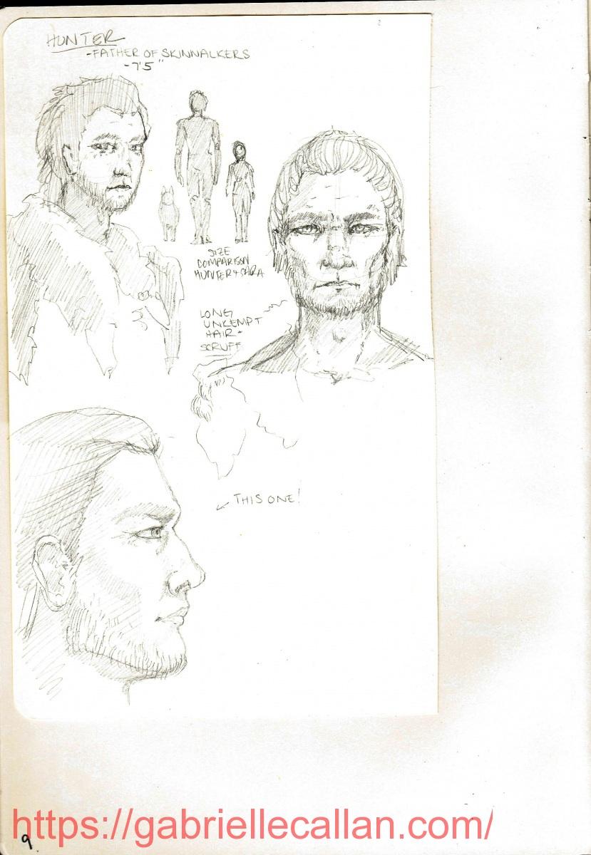 Hunter-Facial-Exploration