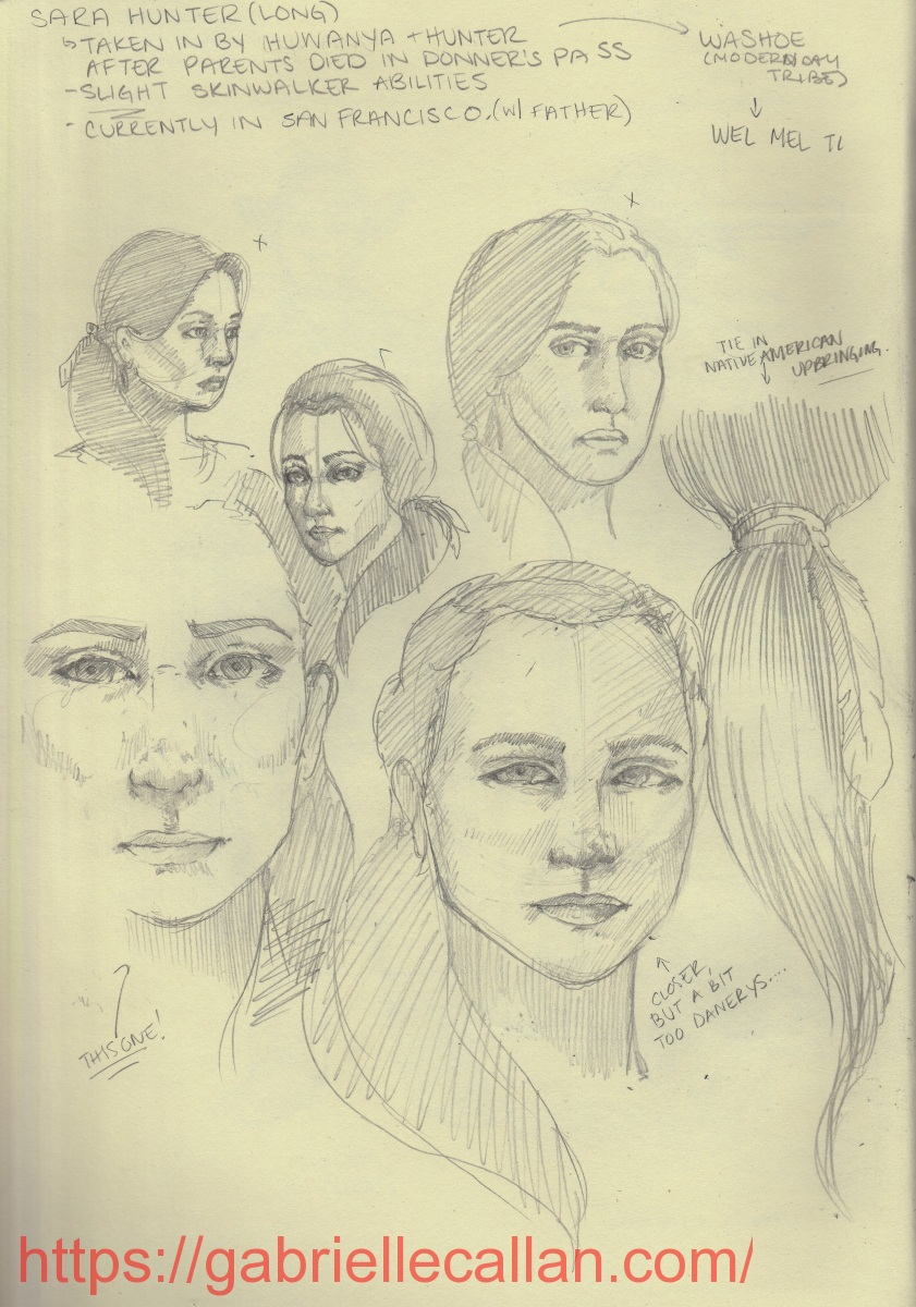 Sara-Facial-Study